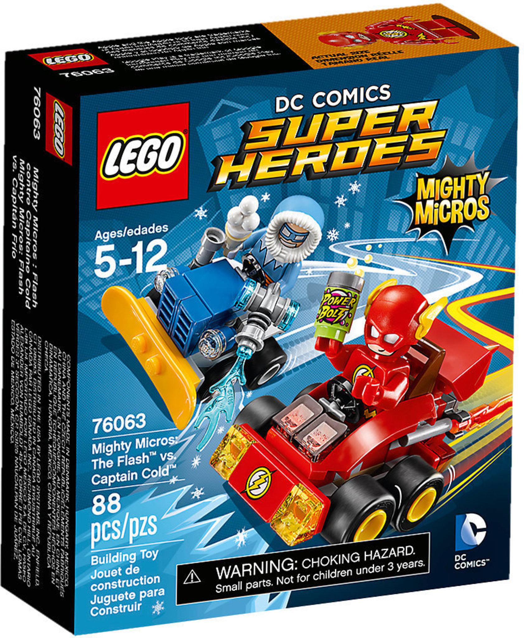LEGO Minifigures LEGO 76069 Mighty Micros Batman Vs Killer Moth Set