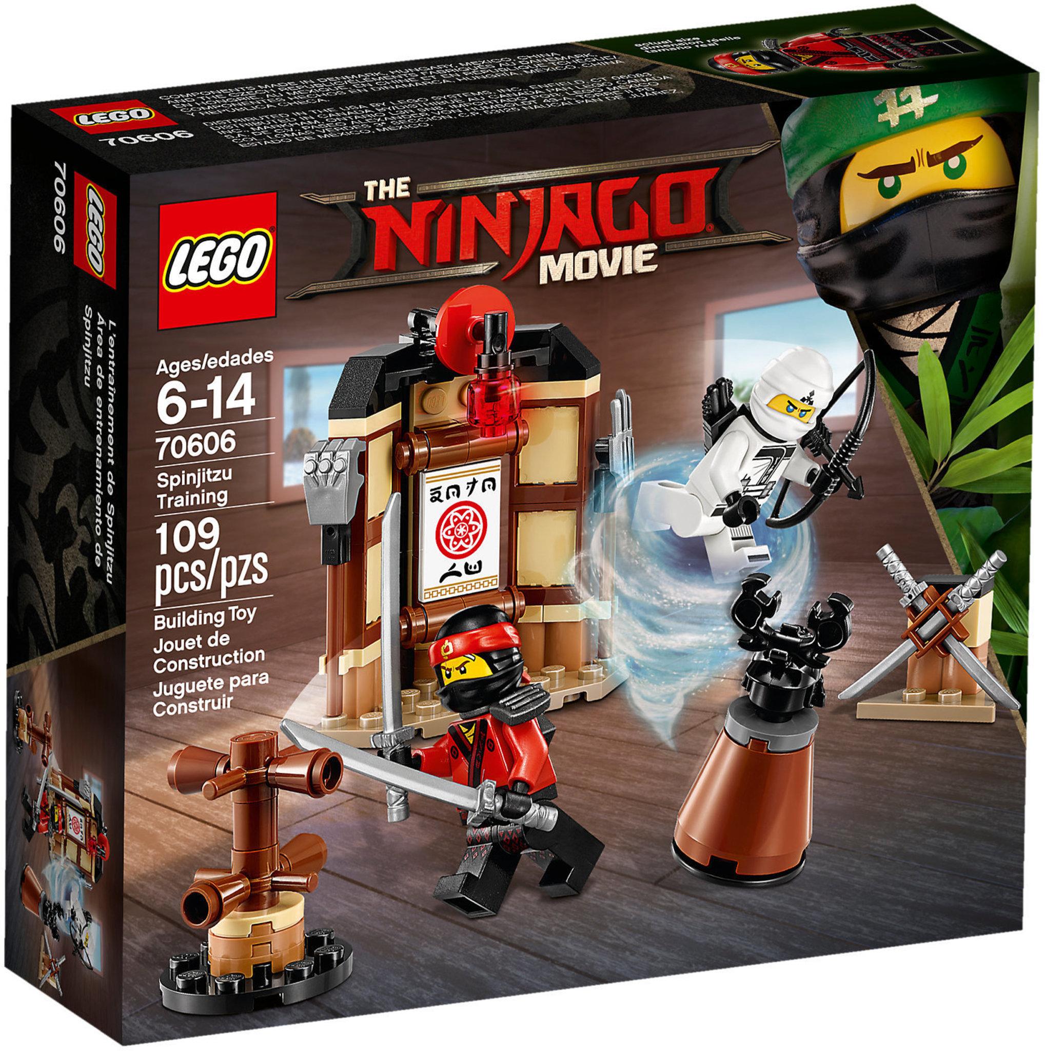 Lego T Ninjago De Construction 70606 L Jeu tChrxsQd
