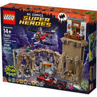 Serie TV Batman™ Classic – Batcaverna