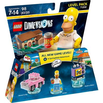 The Simpsons Level Pack
