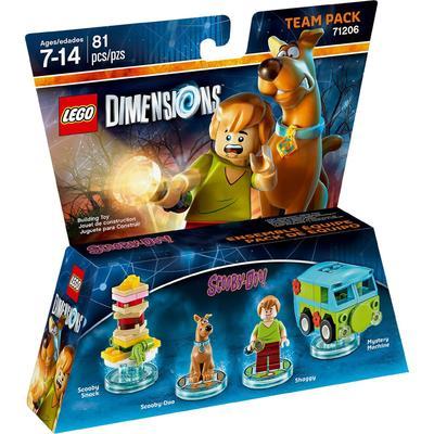 Team Pack: Scooby-Doo