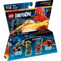Team Pack: Ninjago