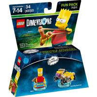 Fun Pack: Bart Simpson