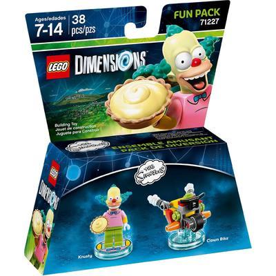Fun Pack: Krusty the Clown
