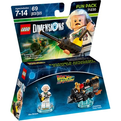 Fun Pack: Doc Brown