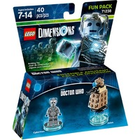 Fun Pack: Cyberman