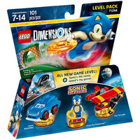 Level Pack: Sonic the Hedgehog