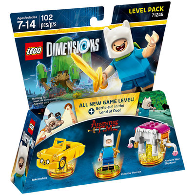 Adventure Time Level Pack