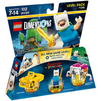 Level Pack: Adventure Time - Finn the Human