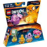 Team Pack: Adventure Time - Jake the Dog and Lumpy Space Princess