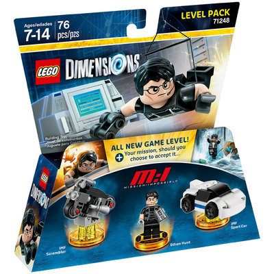 Level Pack: Mission Impossible - Ethan Hunt