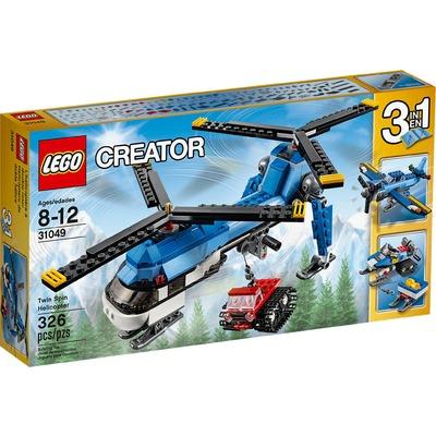 Elicottero bi-elica