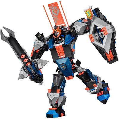 Il Robot del Cavaliere Nero