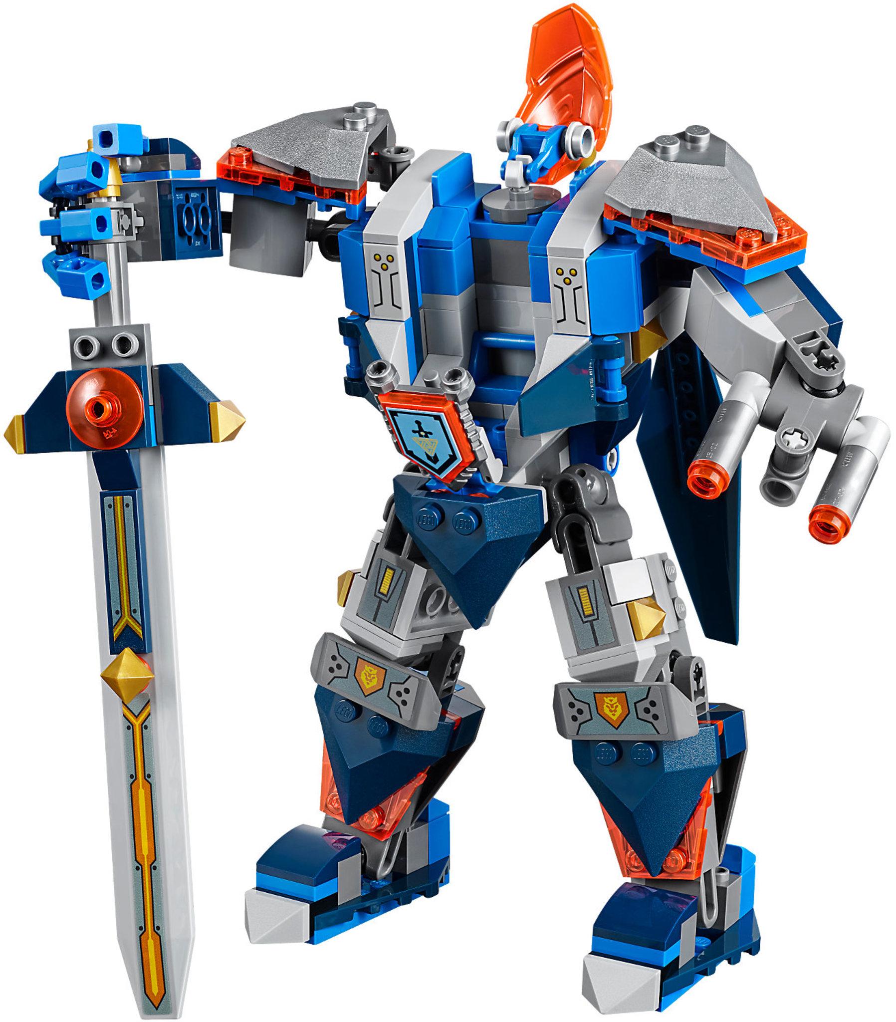 Mech Nexo Knights The King's 70327 Lego nm8wN0v
