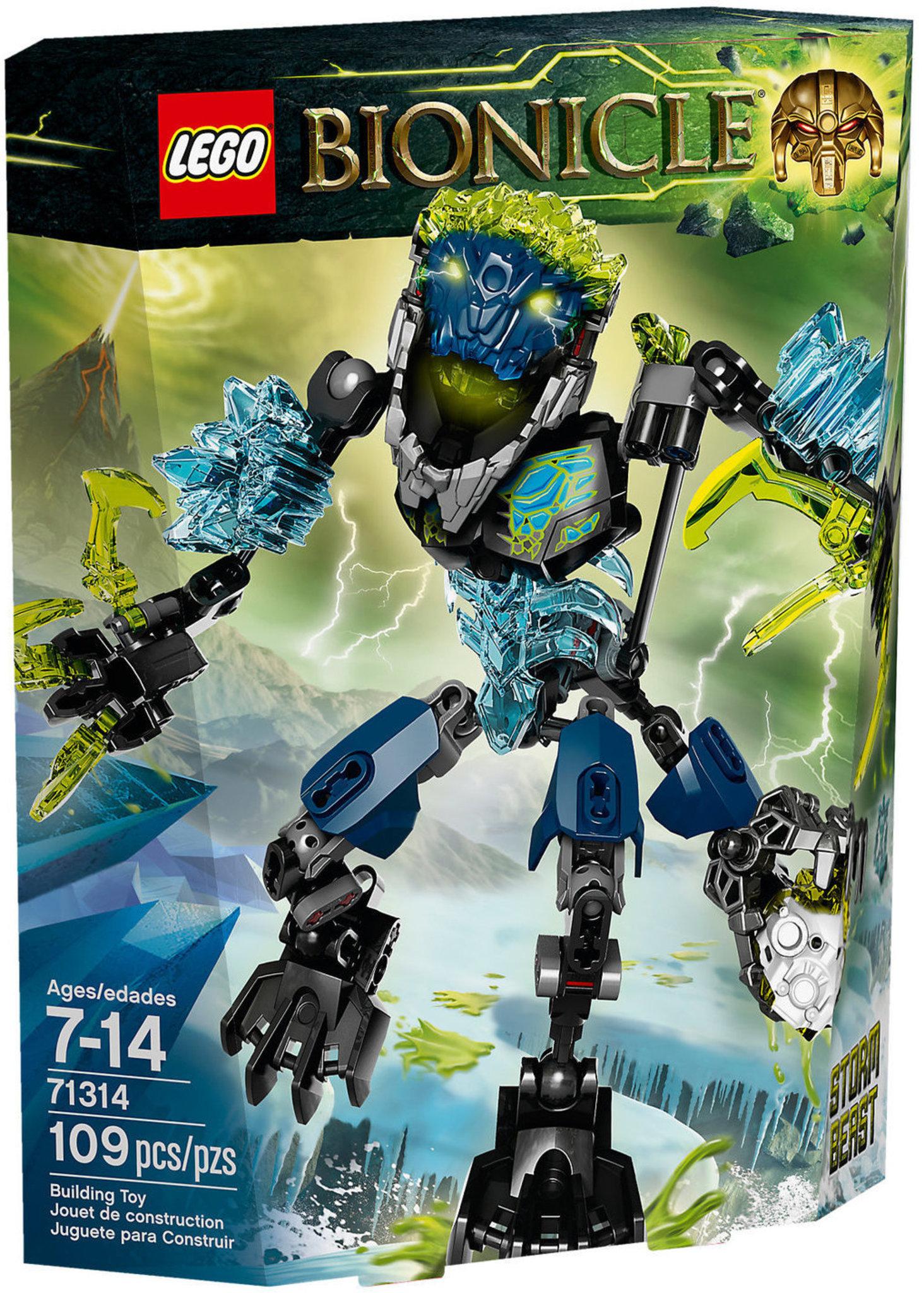 LEGO Bionicle 71314 - Storm Beast | Mattonito
