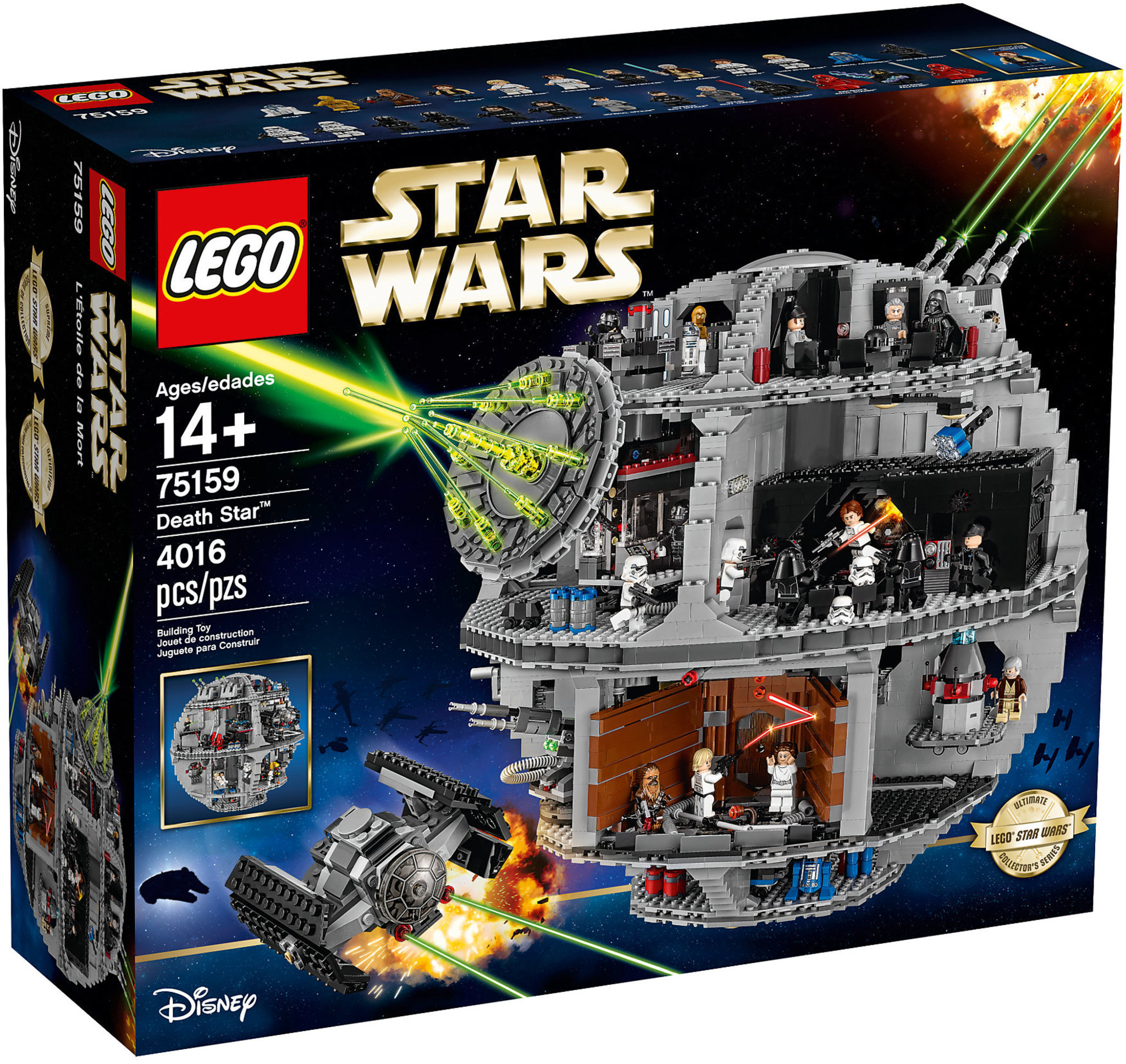 outlet on sale best place 50% price LEGO Star Wars 75159 - Death Star™