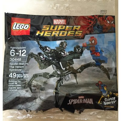 Spider-Man vs. The Venom Symbiote