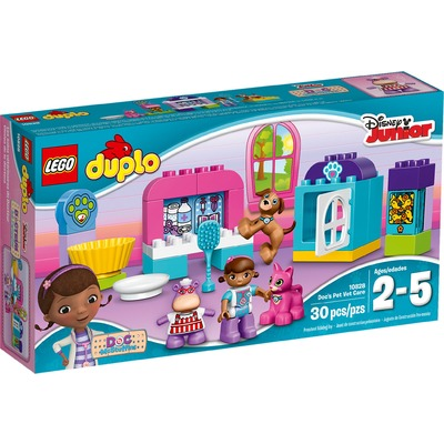 Doc McStuffins' Pet Vet Care