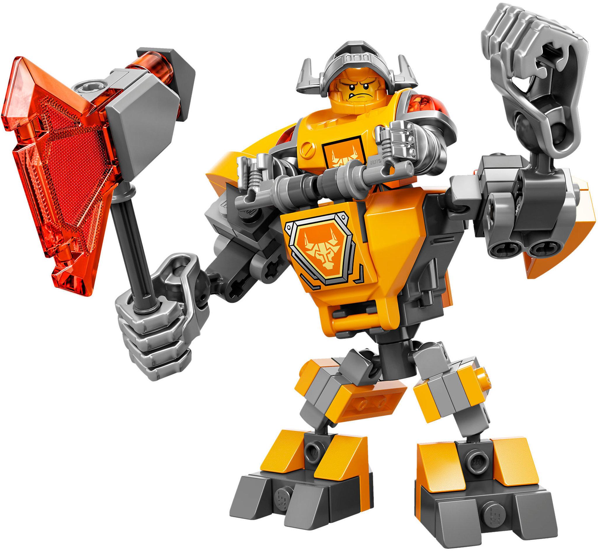 LEGO Nexo Knights 70365 - Battle Suit Axl | Mattonito