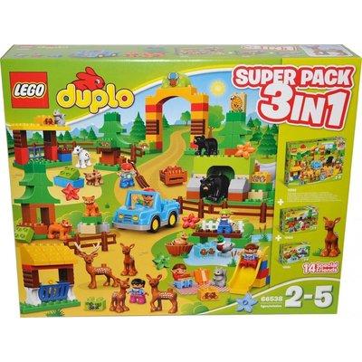 Super Pack 3 in 1 Foresta