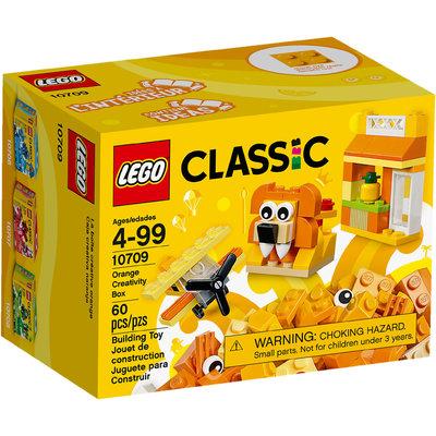 Orange Creative Box