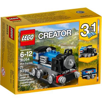 Locomotiva Blu