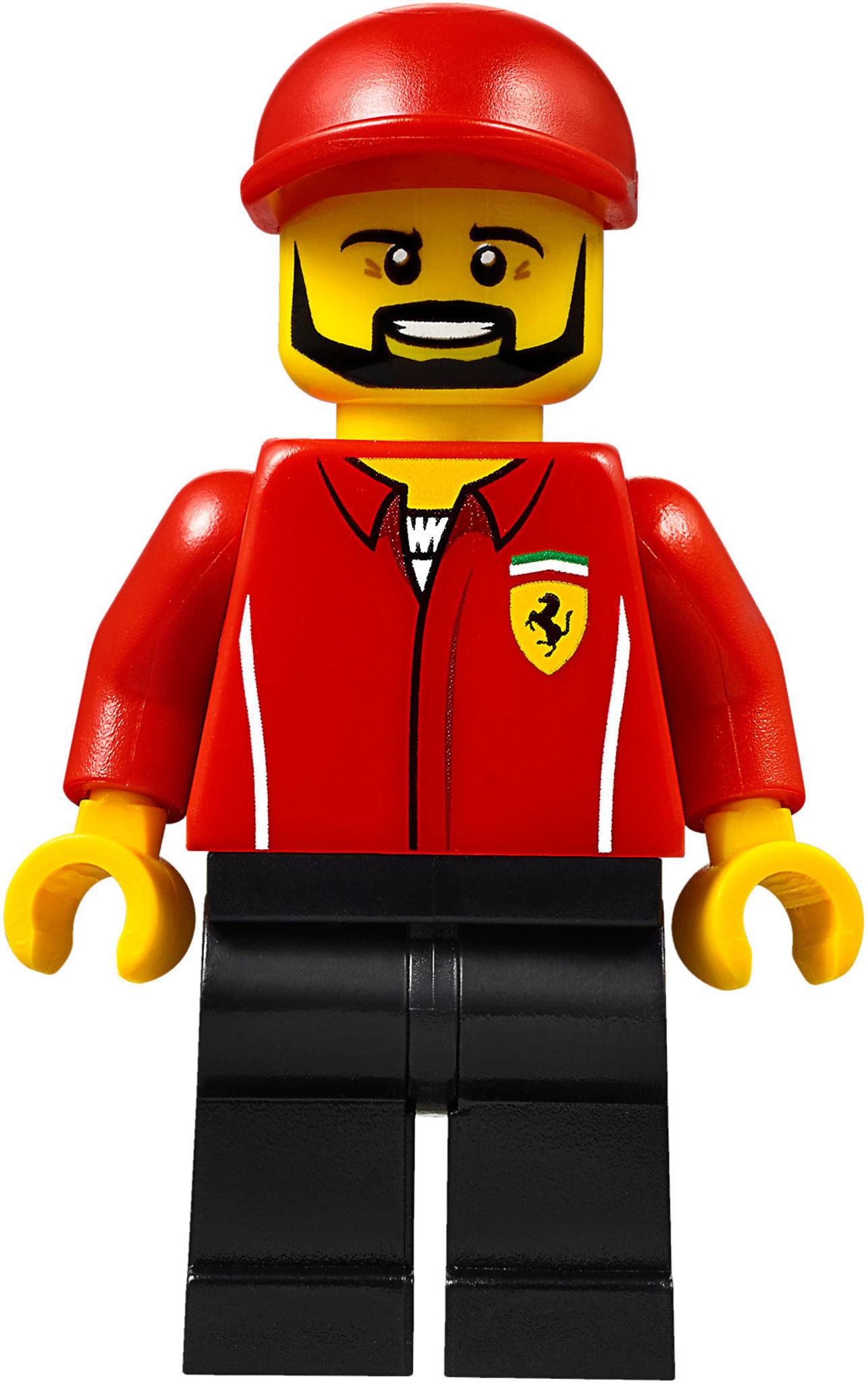 LEGO Speed Champions 75882 - Ferrari Fxx K E Galleria Del ...