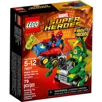 Mighty Micros: Spider Man Contro Scorpione