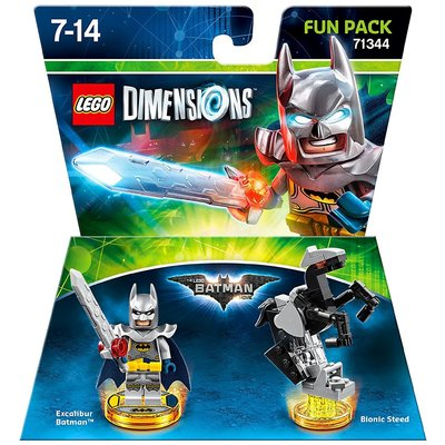 Fun Pack: Excalibur Batman
