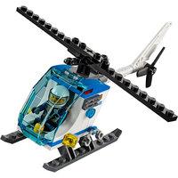 LEGO City 60141 - Stazione Di Polizia Elicottero