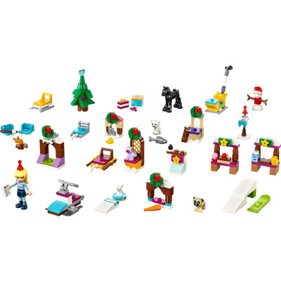Lego® Friends Calendario Dell