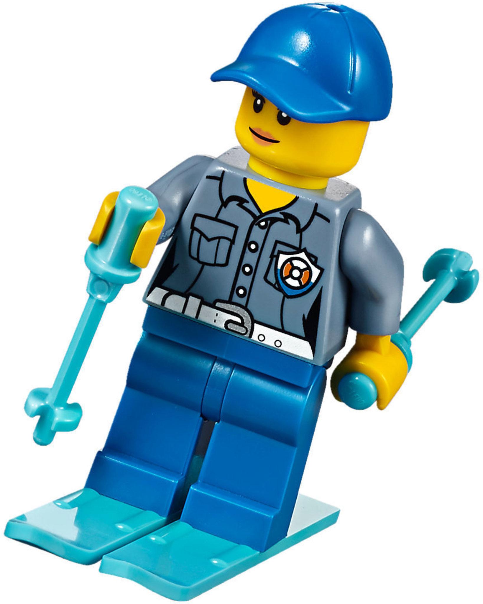 LEGO City 60155 - Calendario Dell'avvento Di Lego® City ...