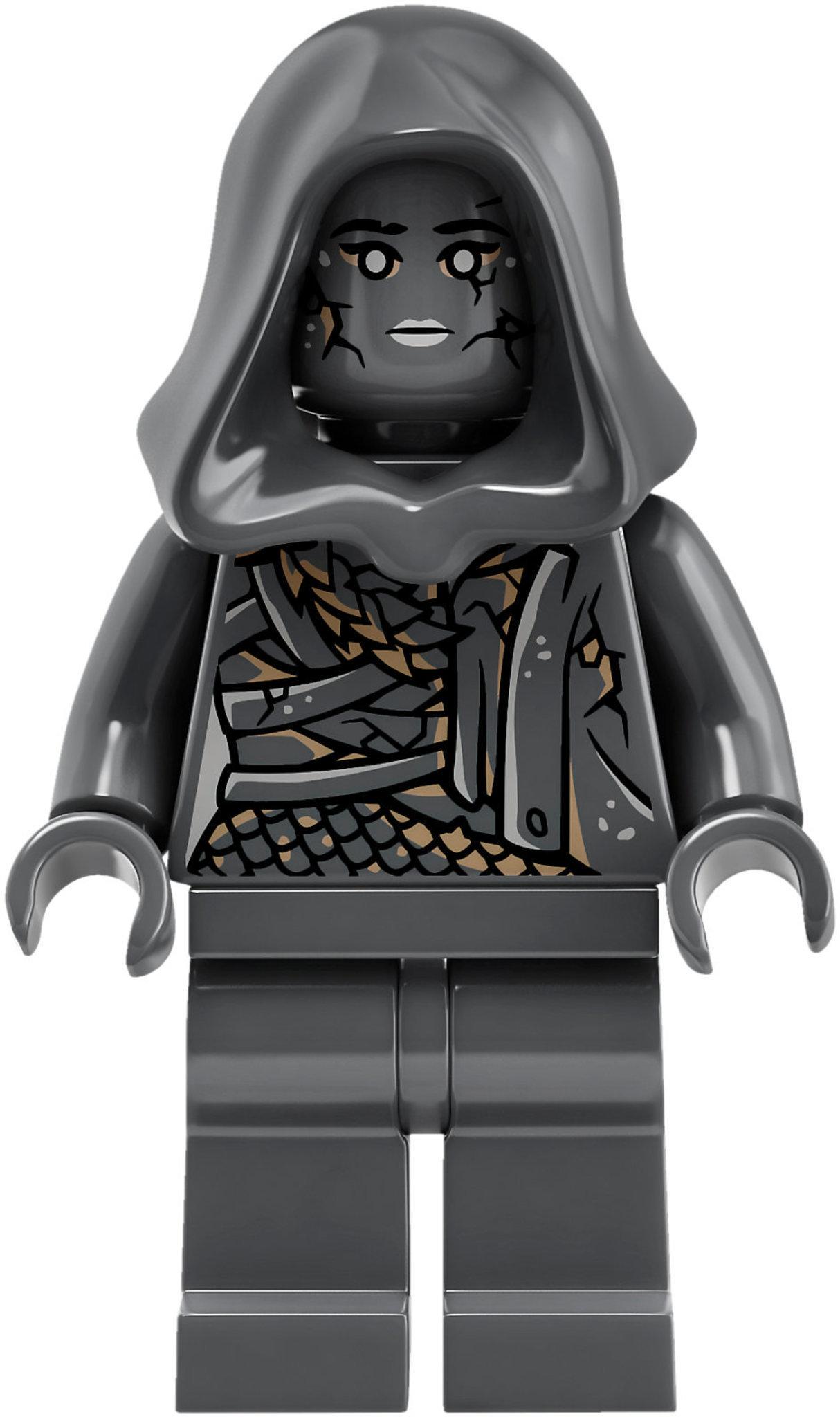 2 Degen vaginale scuro-marrone con Degen GRIGIO SCURO Merce Nuova LEGO PIRATI