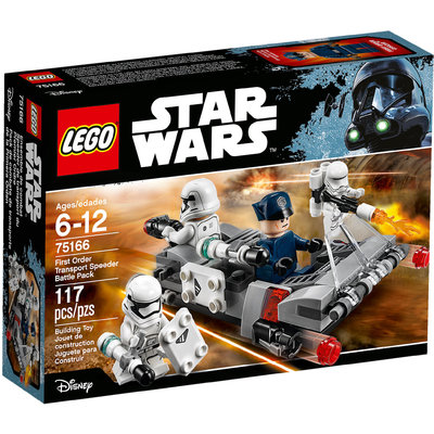 Battle Pack Speeder Da Trasporto Del Primo Ordine