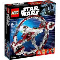 Jedi Starfighter Con Hyperdrive