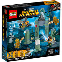 Battle of Atlantis