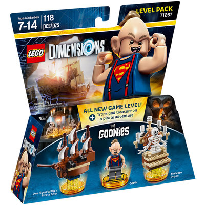 Level Pack: The Goonies