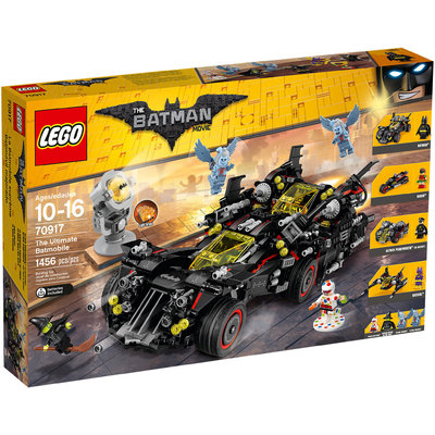 Ultimate Batmobile