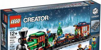 LEGO Creator 10254 - Treno Di Natale