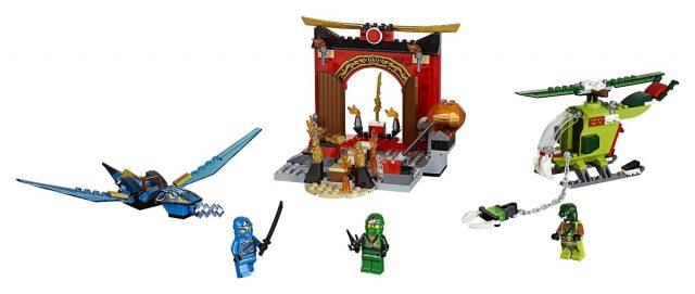 10725 ninjago lost temple 3