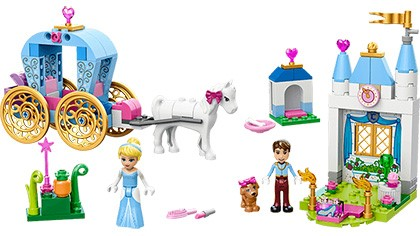 10729 Cinderella s Carriage