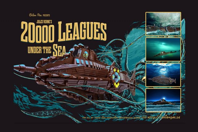 20 000 leagues under the sea nautilus