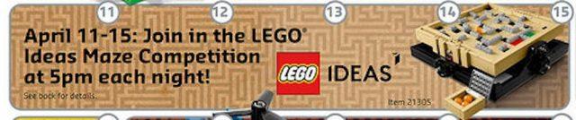 21305 maze calendar 234