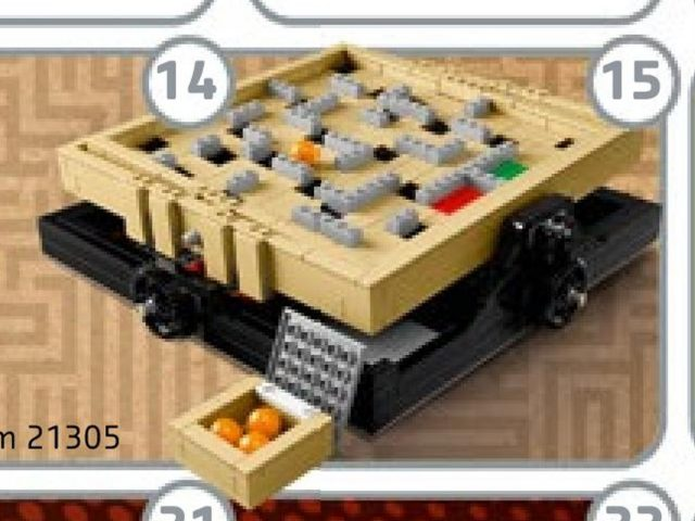 21305 maze calendar dettaglio 210