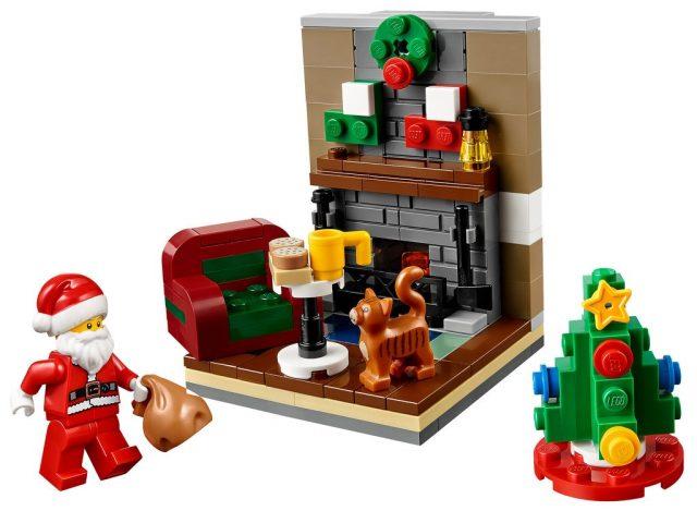 40125 Santa s Visit 2