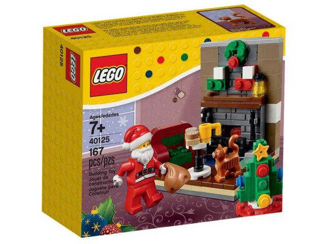 40125 Santa s Visit