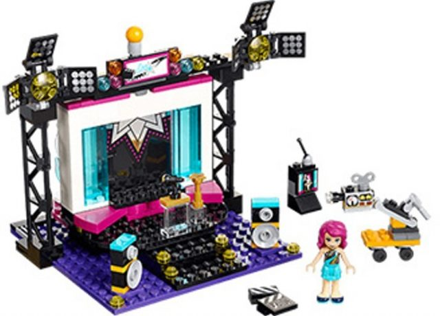 41117 Pop Star TV Studio