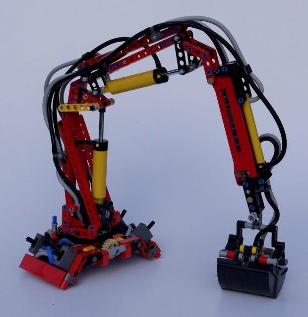 42043 mercedes benz arocs 3245 braccio pneumatico 2 204