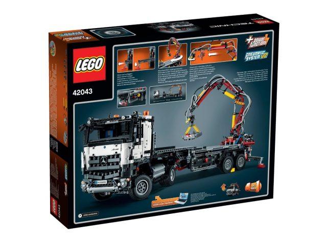 42043 mercedes benz arocs 3245 scatola 2 522