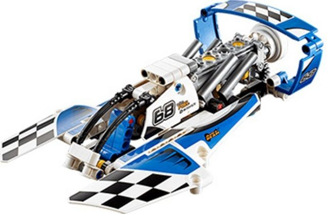 42045 Hydroplane Racer